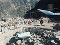 Die Shree Bhumiraj Schule in Tatopani wächst und wächst!