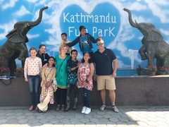 Ein Ausflug in den Funpark