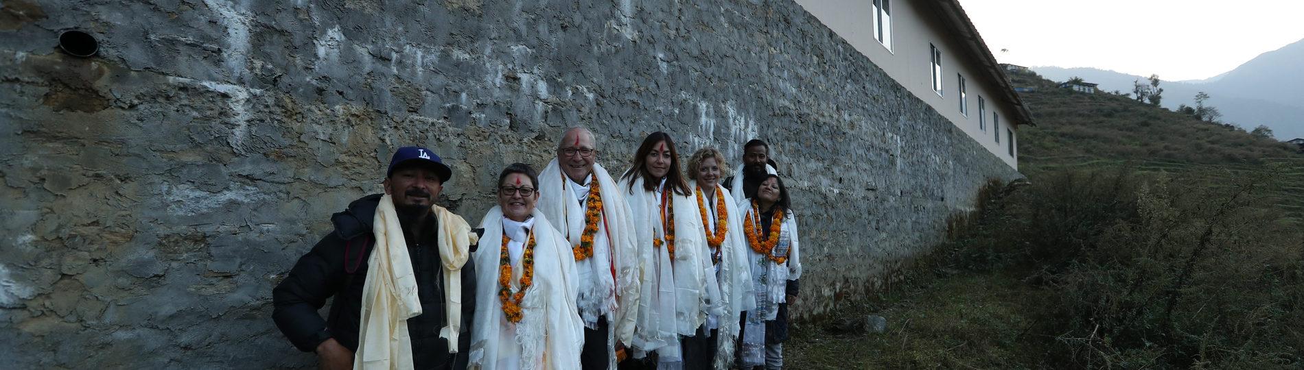 namaste Team eröffnet dritte Schule