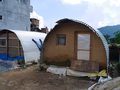 Das Dorf Dharmasthali knapp 5 Monate nach dem Erdbeben