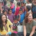 Das Gorkhana Flüchtlingslager