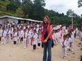 Der Besuch in der Aankura English Secondary Boarding School