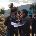 Baustart Aankura Schule in Dolakha