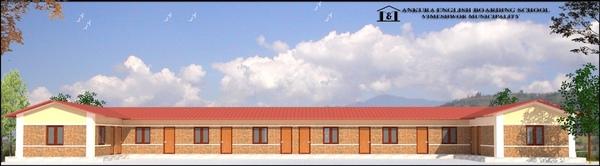 3D Plan von unserem Architekten und Khushi Mitglied Siddartha