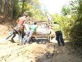 Das Team in Gorkha