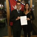 Kooperationsvertrag mit Rotaract - United for Nepal