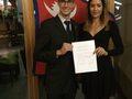 Kooperationsvertrag mit Rotaract - United for Nepal