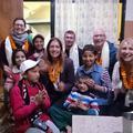 Der Verein zu Besuch im Mudita Heim