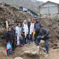 Die Shree Bhumiraj Schule in Tatopani