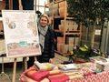 Alle Jahre wieder...                Namaste Österreich beim Adventsmarkt in Linz